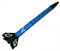 Estes Blue Ninja Kit E2X Easy-to-Assemble  EST1300