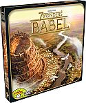 7 Wonders Board Game: Babel Expansion by Asmodee Games ASMSEV-EN05