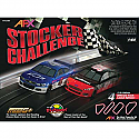 AFX Stocker Challenge 21' 1/64th Scale Electric Slot Car Racing set AFX21041