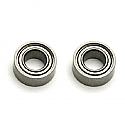 Team Associated 1/18 Scale Ball Bearings 3 x 6 x 2.5(2)/RC18T2/B2  ASC21337