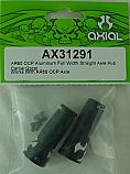 Axial Racing 1/10 AR60 OCP Alum Full Width Straight Axle Hub Carriers AXIAX31291