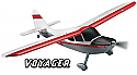 Dromida Voyager Ready-To-Fly 3CH Radio Controlled Airplane DIDA0200
