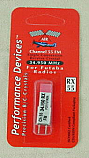 Futaba 35Mhz Channel 55 34.950Mhz FM Single Conversion Receiver Crystal by Performance Devices PDV8001055