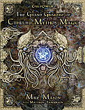 Call of Cthulhu Grand Grimoire of Chthulhu Mythos Magic CHA23141