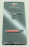 Spektrum AR6115E 6-Channel 2.4Ghz DSM2/DSMX Park Flyer Receiver w/End Pins