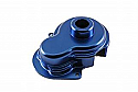 GH Racing/Alum Gear Box Housing (Blue)/Traxxas/Stmpd/Rstlr/Slsh/Ban  GHH02137