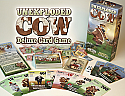 Unexploded Cow (Deluxe Edition) Card Game by Cheapass Games  CAG201