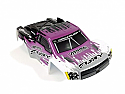 Arrma Fury Short Course Truck Purple Factory Painted/Trimmed Body ARAAR402012