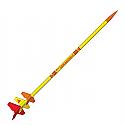 Estes Comanche - 3 Model Rocket Set - Skill Level 3  EST7245