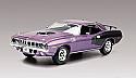 '71 Plymouth HEMI Cuda 1:24 Plastic Model Kit by Revell RMX852943 Level 2
