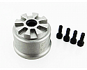 Traxxas Summit Hard Aluminum Differential Case by Hot Racing HRASUM11H
