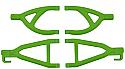Traxxas 1/16 Mini E-REVO Green RPM Rear Suspension Arms