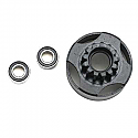 Ofna Narrow Vented Clutch Bell 14T/BB