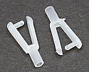 Du-Bro Nylon Mini Kwik-Links For 2-56 Rods or Couplers