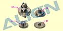 Align DS615 Servo Gear Set  AGNHSP61501