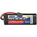 DuraTrax NiMH 7.2V 5000mAh Onyx Stick Battery Pack w/Traxxas Plug DTXC2064