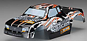 HPI Racing 1/18 Mini Recon Squad One Precut Painted/Decaled Body