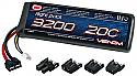 Venom Li-Power 3S 1P 11.1V 3200mAh LiPo Battery