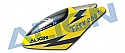 Align T-Rex 250 Helicopter Yellow Lightning Canopy AGNH25050