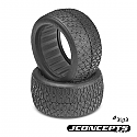 "JConcepts 1/10th Scale Dirt Webs 2.4"" Rear Buggy Tires, Gold Compound  JCO310305"