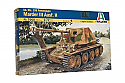 Italeri 1/72 Scale Sd.Kfz.138 Panzerjager Marder III AUSF H Tank Kit  ITA557060