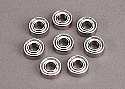 Traxxas Stampede/Rustler Ball Bearings 5x11x4mm (8)