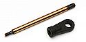 Team Associated RC8 Heavy Duty Shock Shaft 4x32mm