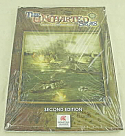 The Uncharted Seas: Fantasy Naval Miniatures Combat Main Rulebook 2nd Edition SGSSRB002