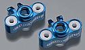 GH Racing/Alum Steering Blocks (Blue)/Traxxas/mini E-Revo/mini Slash GHH05180