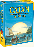Catan:  Seafarers 5-6 Player Extension 5th Edition by Mayfair Games  MFG3074