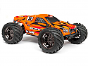 HPI Racing Bullet ST Clear Body w/Nitro/Flux Decal Sheets
