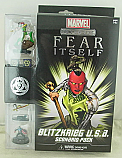 Marvel Heroclix Fear Itself Blitzkrieg U.S.A. Scenario Pack by Wizkids WZK70842