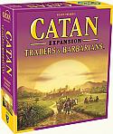 Catan: Traders and Barbarians Expansion 5th Edition by Catan Studios CSISN3079