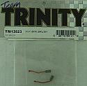 Trinity 1/18th Scale XXX Mini Brushes for Mini Modified Motors (2)  TRI13523NT