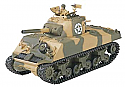 1/24 US Sherman M4A3 Radio Controlled Battle Tank