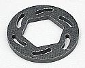 Traxxas 1/10th Scale Carbon Fiber Brake Disc/T-Maxx  TRA4964X