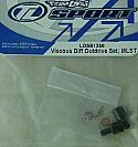 Team Losi Viscous Differential Outdrive Set/MLST/2, MRAM  LOSB1256