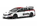 Honda Odyssey 200mm Touring Car Body
