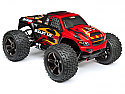 HPI Racing Bullet MT Clear Body w/Nitro/Flux Decal Sheets