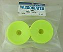 Associated RC10 T4/GT2 Front Wheel Flourescent Yellow
