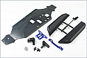 Kyosho GT-2 GT2 ST-2 ST2 Special Main Chassis Set (777 Conversion) KYOR246-3501