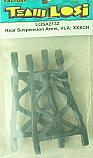 Team Losi Rear Suspension Arms, VLA, EA3/XXX-CR LOSA2132
