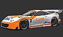 HPI Racing Toyota Supra GT Au Cerumo 200mm Touring Car Body
