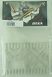 DNA RC Products 1/10th Scale Lexan Chassis Spacers  DNA900