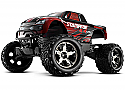 Traxxax RTR Brushless Stampede 4x4 VXL 2.4Ghz Monster Truck w 4A iD Charger TRA67086-1