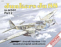 Junkers JU-88 in Action Part 2 by Squadron/Signal Publications  SSP1113