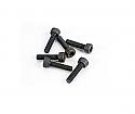 Traxxas 3 x 12mm Cap Head Screws (6)  TRA2584