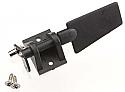 Aquacraft Hammer EP Boat Rudder w/Control Arm AQUB8705