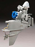 Thunder Tiger 3.5cc High Performance Pro Outboard Marine Engine