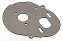 DuraTrax Hard Anodized Motor Plate/Evader ST, BX  DTXC8274